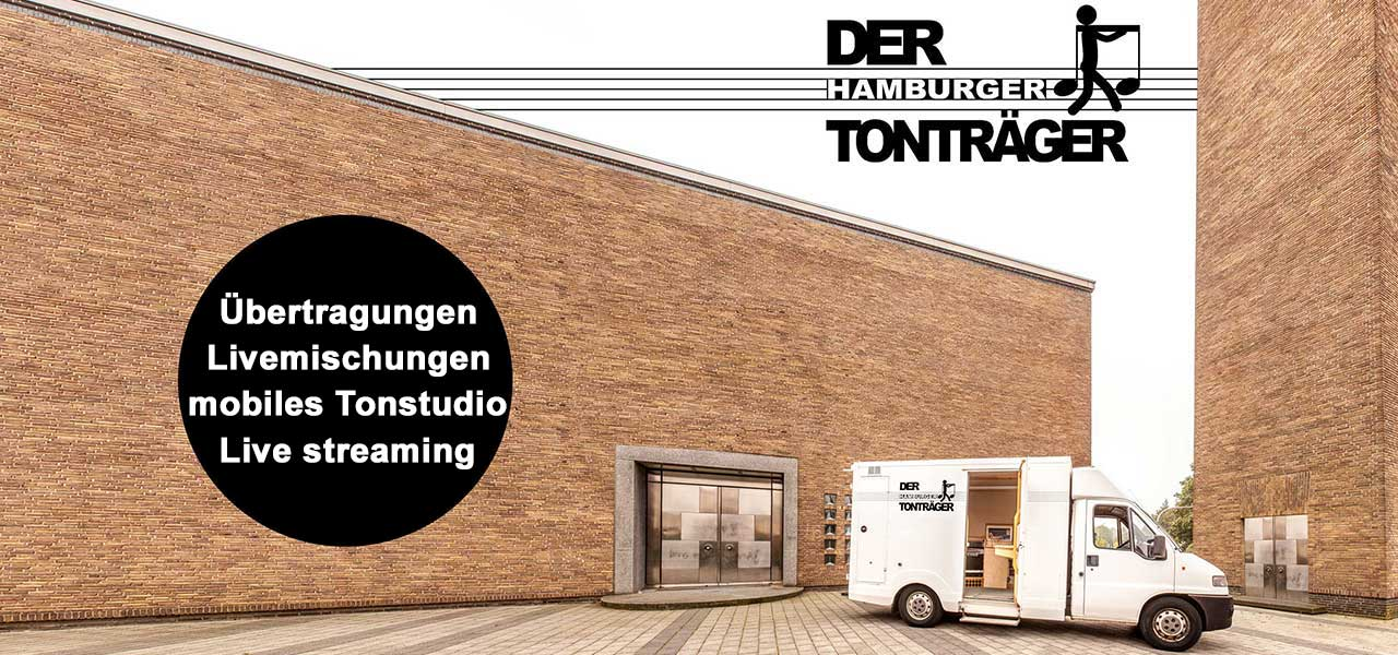 Der Hamburger Tonträger